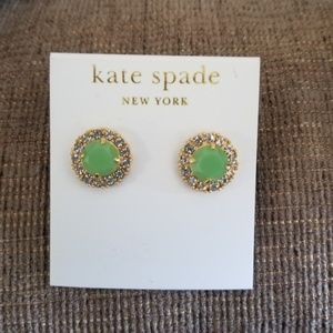 Kate Spade Beryl Secret Garden Earrings